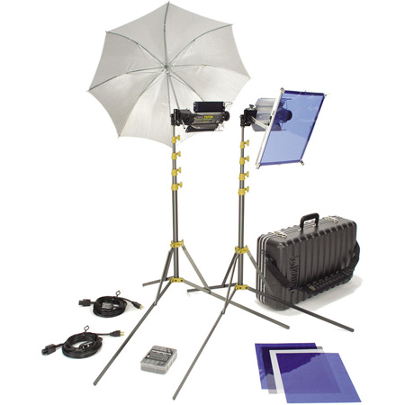TO-GO 95 2 Light Kit With Hard Case