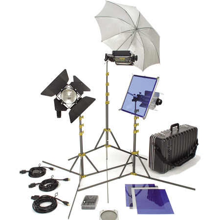 Lowel 2 Light To Go Kit with LB-30 Soft Case