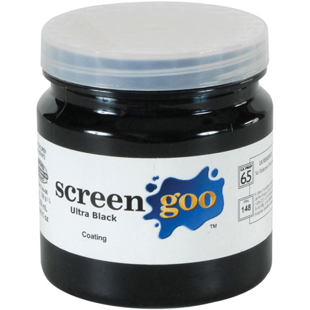 Screen Goo Ultra Black Projection Screen Paint 4608 - 3.78 Liter