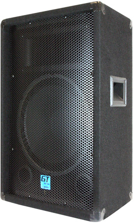 Gemini Sound GT-1204 100 Watt 12 Inch 2-Way Trapezoid Speaker