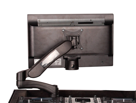 Gator G-ARM 360-CASEMT Gator 360 Degree Articulating DJARM (Case Mount)