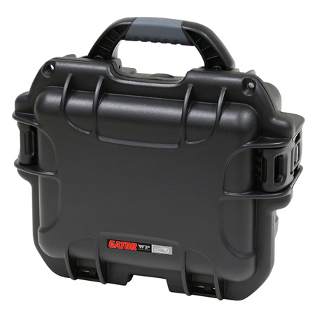 Gator Cases GU-0907-05-WPDF Waterproof Utility Case with Diced Foam Interior 9.4x7.4x5.5