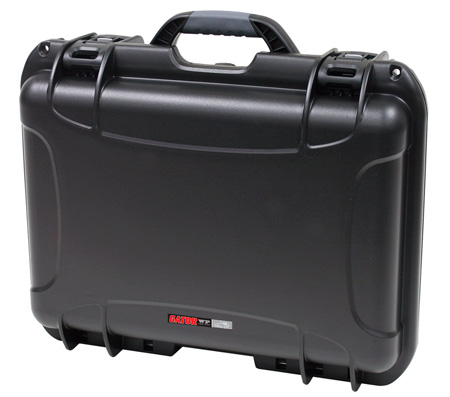 Gator Cases GU-1711-06-WPDV Waterproof Utility Case with Divider System 17x11.8x6.4