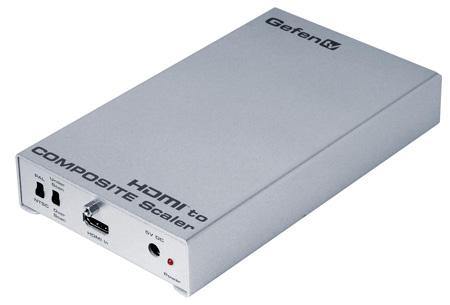 GefenTV GTV-HDMI-2-COMPSVIDSN HDMI to Composite Scaler