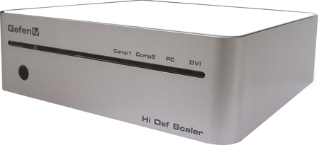 GefenTV GTV-HIDEFS High-Definition Scaler