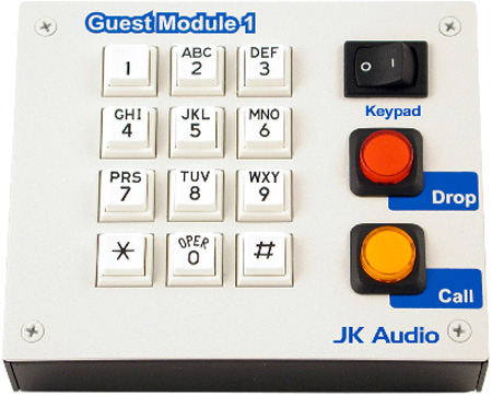 JK Audio Remote Keypad