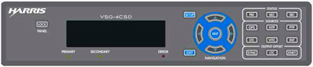 Imagine VSG-4CSD 3G/HD/SD Clock System Driver