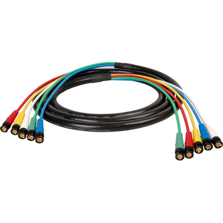 Hi Definition 5-Channel Cable 15FT.