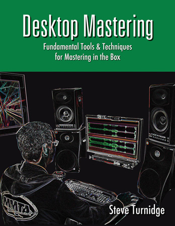 Hal Leonard 00333257 Desktop Mastering Guide with DVD-ROM Included