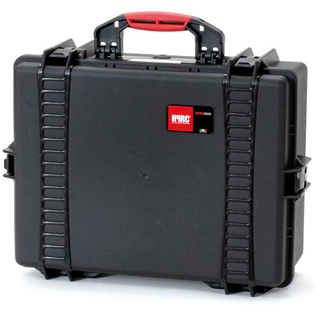 HPRC 2600F Red Hard Case w/Foam