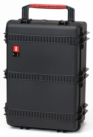 HPRC 2780WF Black Wheeled Hard Case w/Foam
