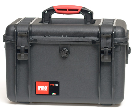 HPRC 4100E Black Hard case Empty