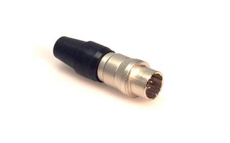 HIROSE HR10A-7J-6P 6 Pin Plug with Socket Insert