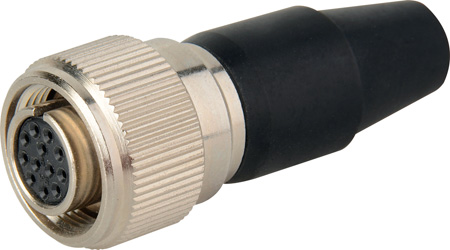 Hirose 12 Pin Female Connector