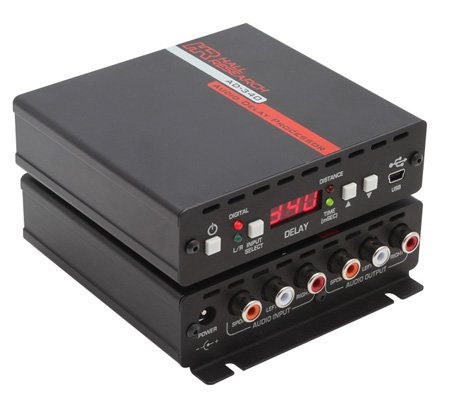 Hall Research AD-340 Universal Audio Delay Processor