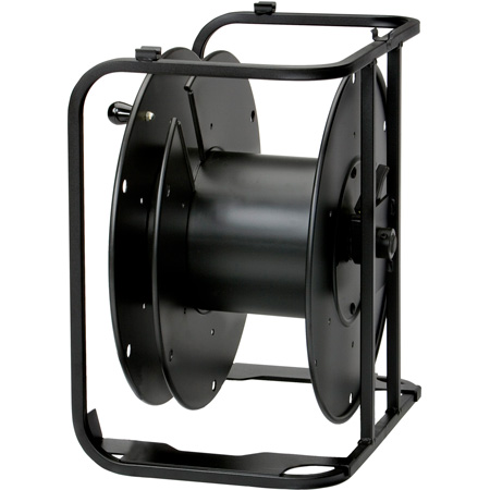 Hannay AVD-2 Cable Reel for Up to 425 Feet of 0.5 inch OD Cable w/ 3in Casters