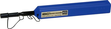 IBC One-Click Fiber Cleaner for SMPTE Hybrid 304M & SMPTE Hybrid 358M Connectors