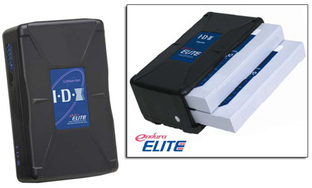 IDX Endura Lithium Ion Battery with Digi-View142Wh V-Mount Battery