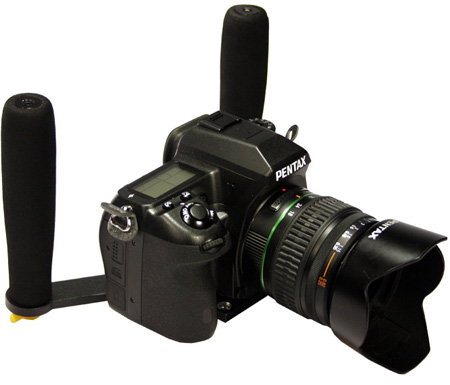 Ikan Basic Fly DSLR Camera Rig
