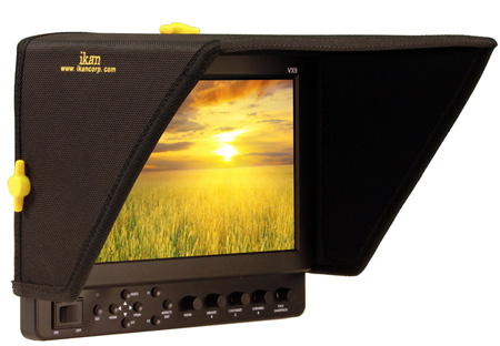 iKan SHX9 Sun Hood for VX9 LCD Monitor