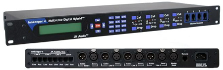JK Audio Multi-Line Digital Hybrid