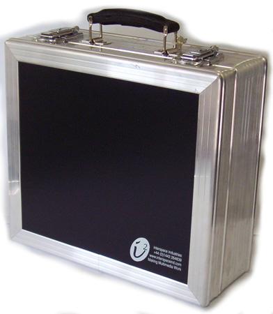 Interspace Industries FL-IND2-2 Flight Case - Custom foam cutout for Indicator2