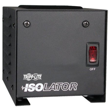 Tripp Lite IS-250 Full Isolation 250 watt Transformer w/Faraday Shield