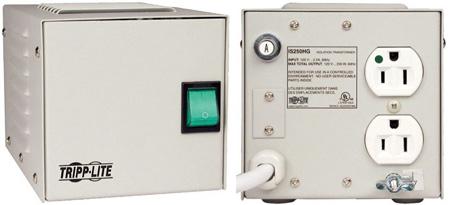 Tripp Lite IS250HG Medical Grade Isolation Transformer