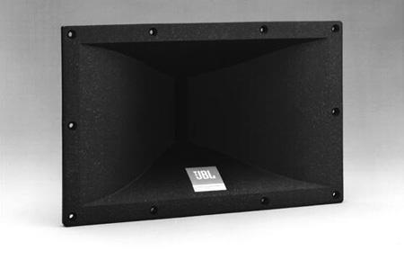 JBL 2380A 2 Inch Medium Format Flat-Front Bi-Radial Horn