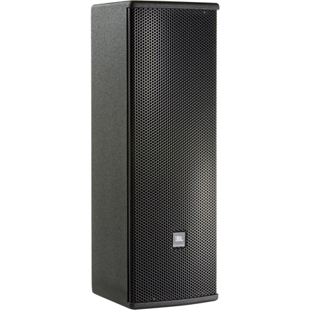 JBL AC26 Ultra Compact 2-Way Loudspeaker with 2 x 6.5 Inch LF (Black)