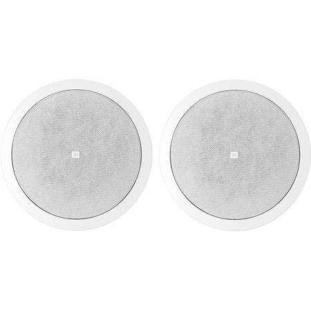 JBL Control 26C 6.5in 2-Way Vented Ceiling Speaker (PAIR)