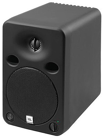 JBL Compact Bi-Amped Two-Way Near Field Monitor