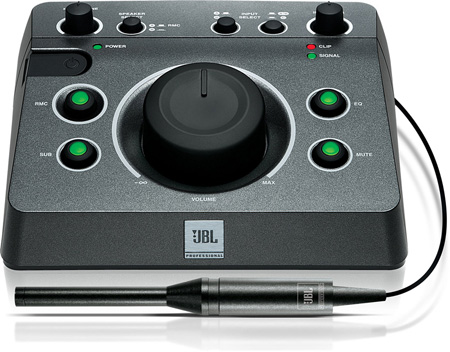 JBL MSC1 Monitor System Controller with Mac & Windows Control Center Software