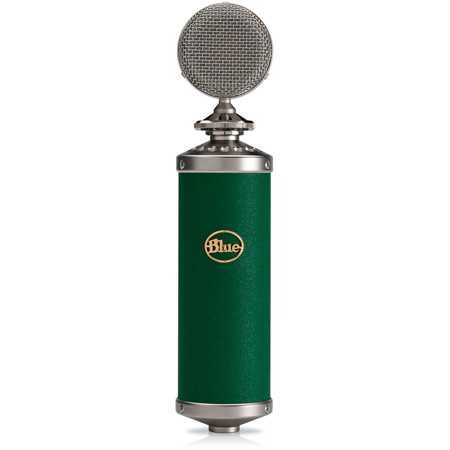 Blue Kiwi Large Diameter Multi-Pattern (9) Condenser Studio Microphone