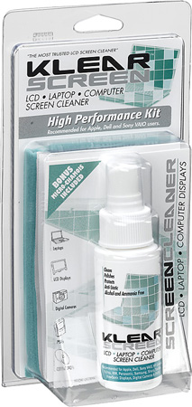 Klear Screen KS-2HP High Performance Kit Plasma and LCD Screen Cleaner