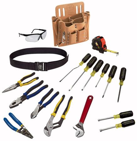 Klein Tools 80118 18  Piece Journeyman Tool Set