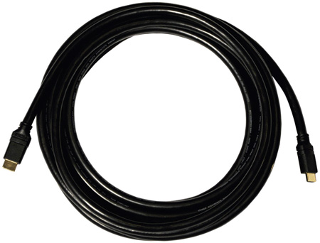 Kramer CP-HM/HM-50 HDMI to HDMI Plenum Cable (50ft)