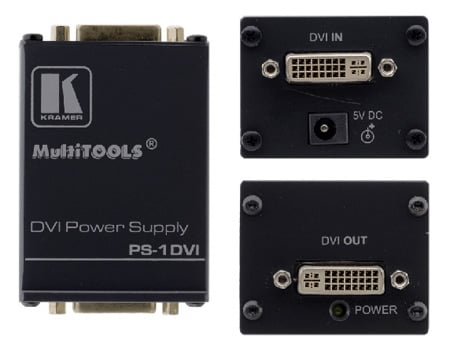 Kramer PS-1DVI DVI Power Supply