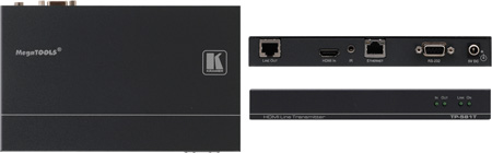 Kramer TP-581T HDMI Bidirectional RS-232 Ethernet & IR over Cat5 Transmitter