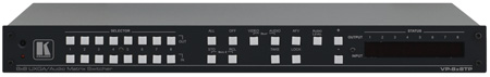 Kramer VP-8x8TP VGA & Stereo Audio over Twisted Pair Matrix Switcher