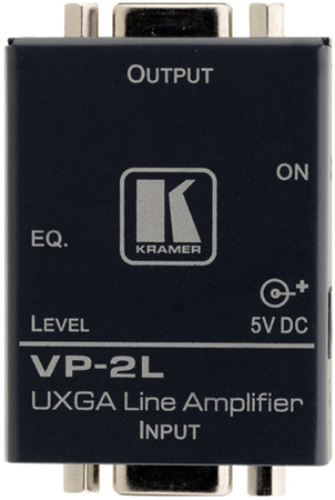 Kramer VP-2L 1:1 Computer Graphics Video Line Amplifier