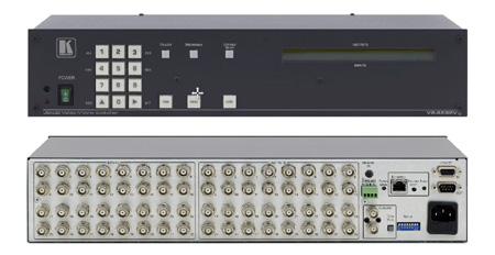 Kramer VS-3232VXL 500MHz 32x32 Composite Video Matrix Switcher