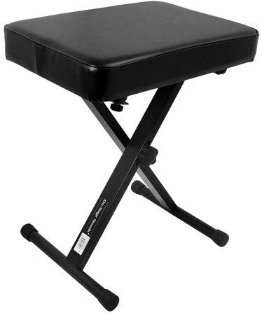 OnStage KT7800 Padded Keyboard Bench