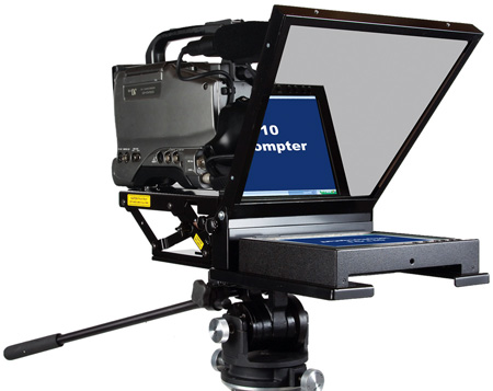 Mirror Image LC-110 Lightweight Teleprompter with 10.4 Inch LCD