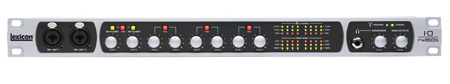 Lexicon I-O FW810S 10 In / 12 Out FireWire Audio Interface