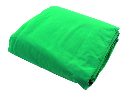 Lastolite LL LC5781 10 x 12 Chroma Key Green Curtain