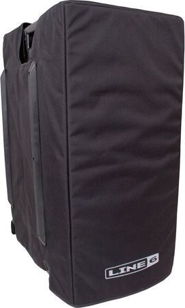 Line 6 L3s Cover Heavy-duty padded cover with cut-outs for Handles & wheels