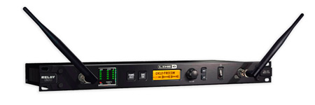 Line 6 Relay G90 14-Channel 24 GHz Guitar Wireless Sys w/1RU Receiver