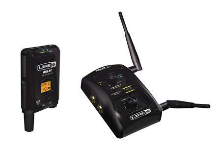 Line 6 Relay G50 12-CH 24 GHz Guitar Wireless System w/Pro-Stompbox Receiver
