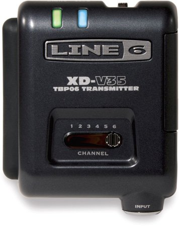 Line 6 V35-BP 6-channel Bodypack Digital Wireless Transmitter